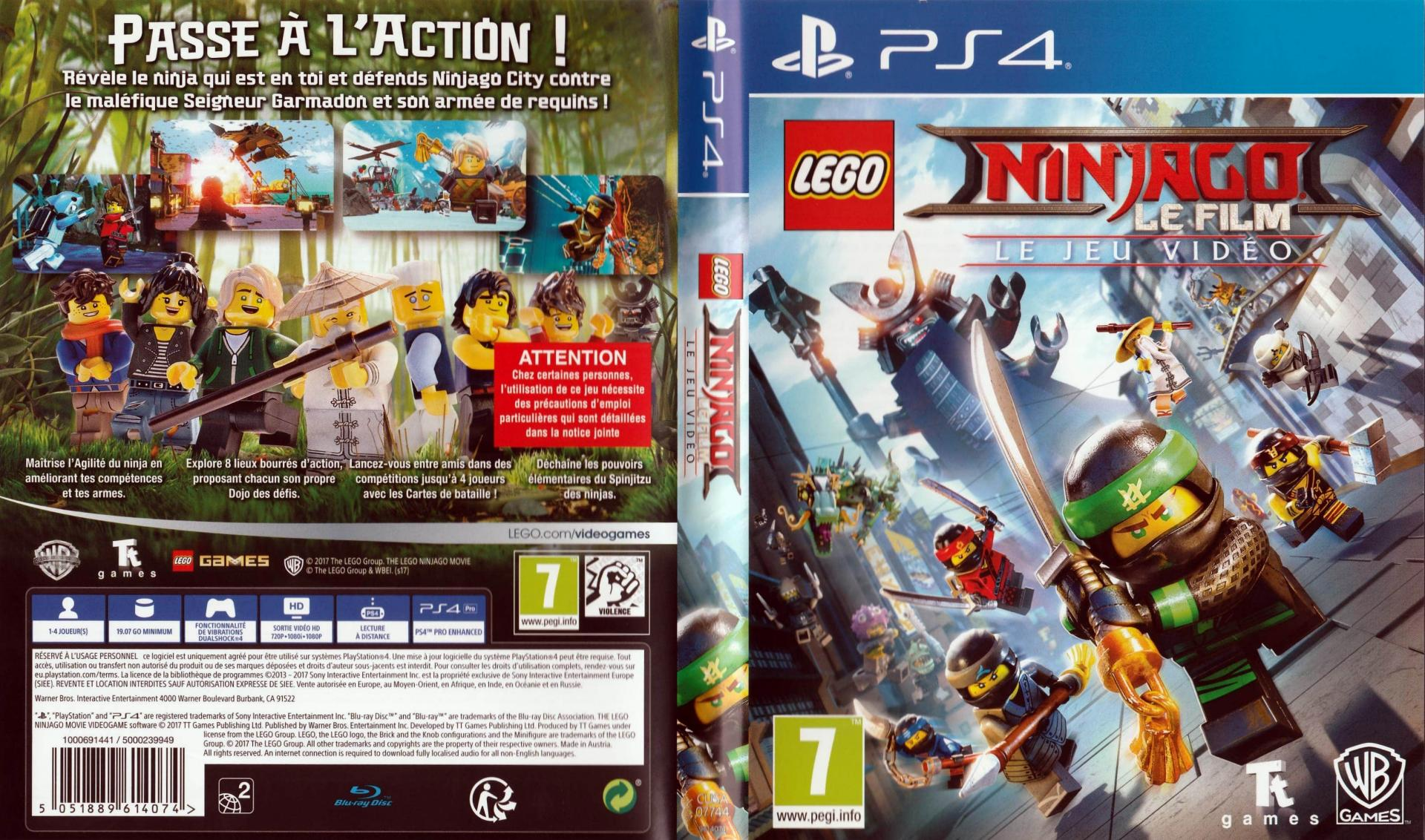 jaquette lego ninjago imprimer telecharger gratuit fr